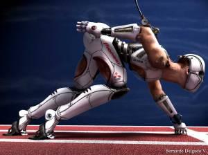cyborg olympics